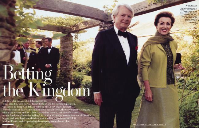 Article Preview: Betting the Kingdom, March 2002 | Vanity Fair