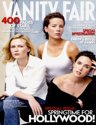 April 2002 | Vanity Fair