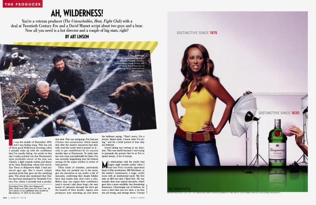 Article Preview: AH, WILDERNESS!, April 2002 | Vanity Fair
