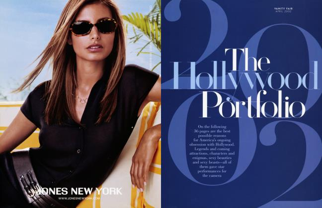 Article Preview: The Hollywood Portfolio 2002, April 2002 2002 | Vanity Fair