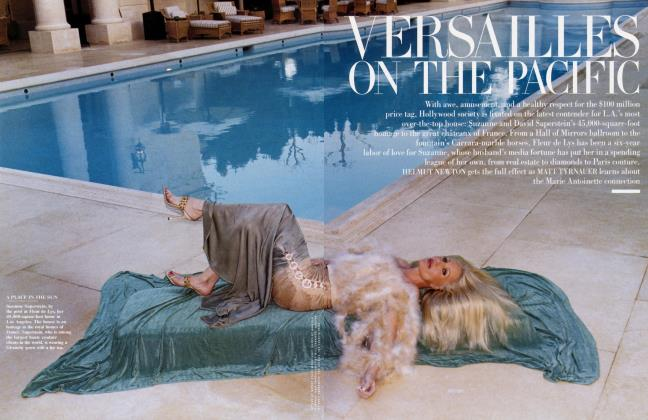 Article Preview: VERSAILLES ON THE PACIFIC, April 2002 2002 | Vanity Fair