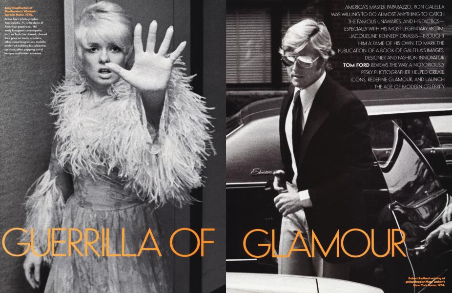 GUERRILLA OF GLAMOUR