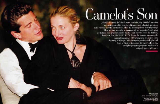 Camelot's Son