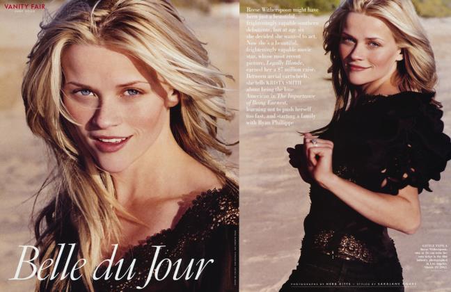Article Preview: Belle du Jour, June 2002 | Vanity Fair