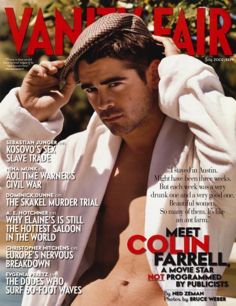 Issue: - July 2002   Vanity Fair