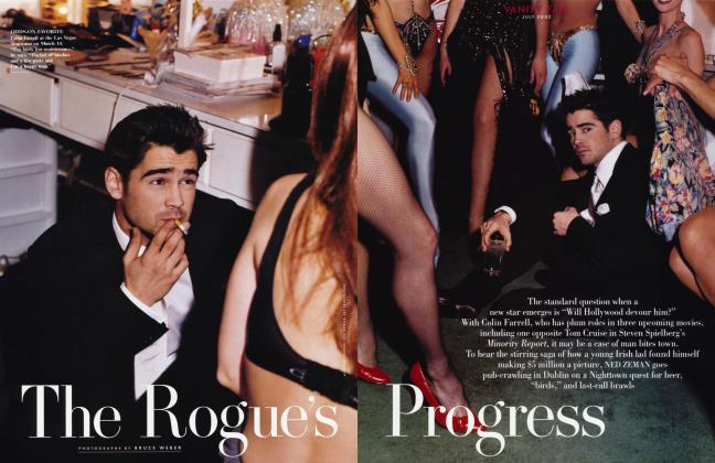 Article Preview: The Rogue's Progress, July 2002 | Vanity Fair