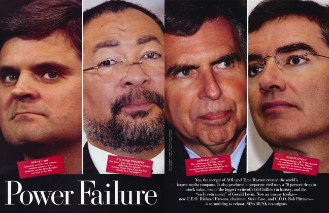 Article Preview: Power Failure, July 2002 | Vanity Fair