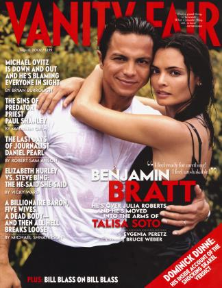 August 2002 | Vanity Fair