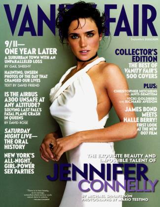 September 2002 | Vanity Fair