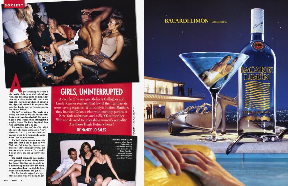 GIRLS, UNINTERRUPTED
