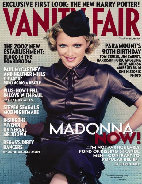 Issue: - October 2002 | Vanity Fair