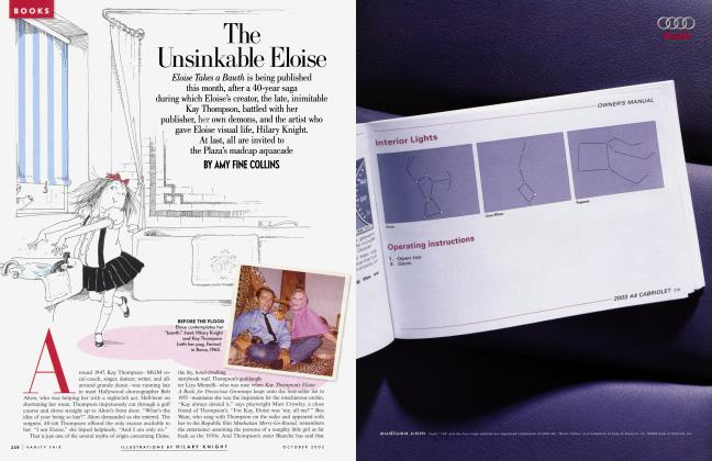Article Preview: The Unsinkable Eloise, October 2002 2002 | Vanity Fair