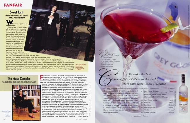 Article Preview: The Muse Complex, October 2002 2002   Vanity Fair
