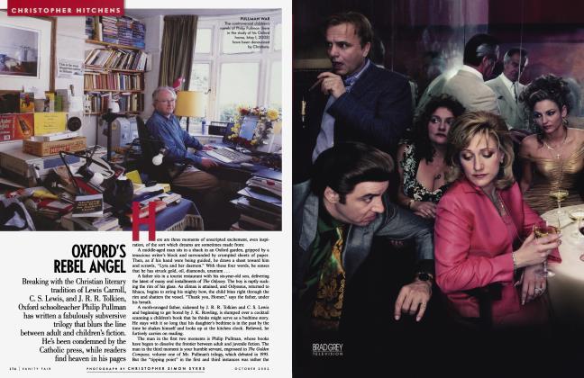 Article Preview: OXFORD'S REBEL ANGEL, October 2002 2002 | Vanity Fair