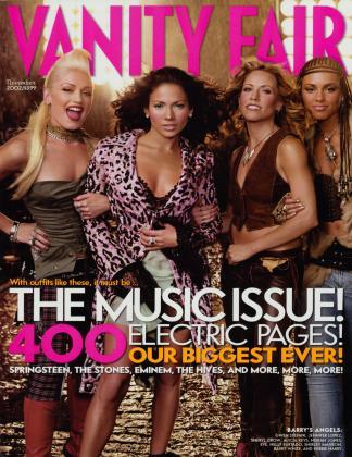 November 2002 | Vanity Fair