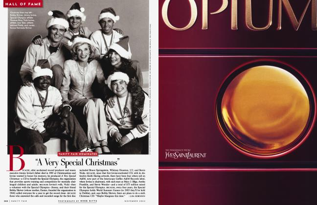 "Article Preview: ""A Very Special Christmas"", November 2002 2002 