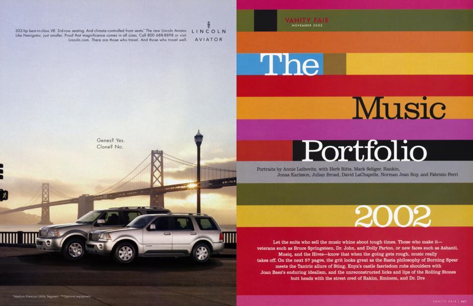 The Music Portfolio 2002