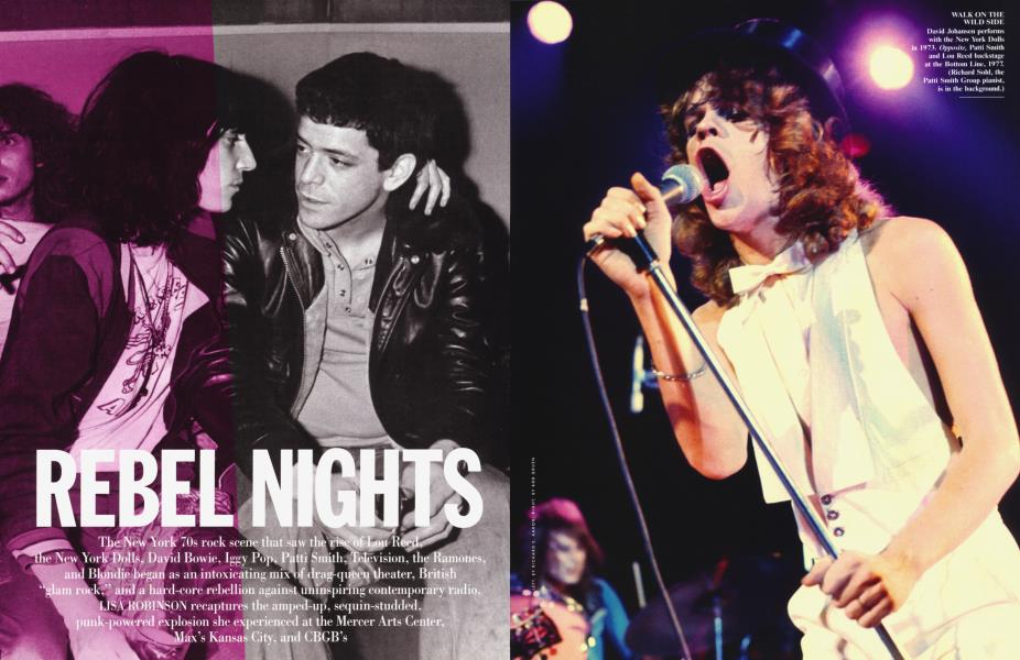 REBEL NIGHTS