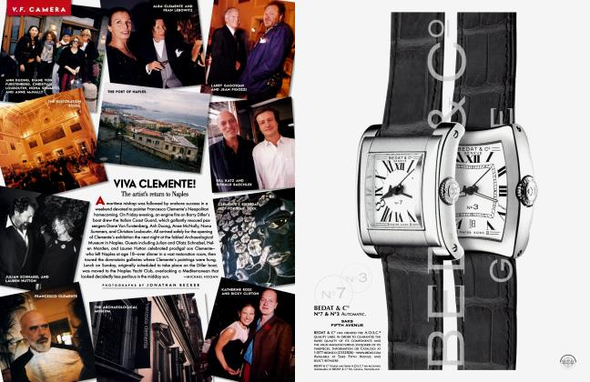 Article Preview: VIVA CLEMENTE!, December 2002 2002 | Vanity Fair
