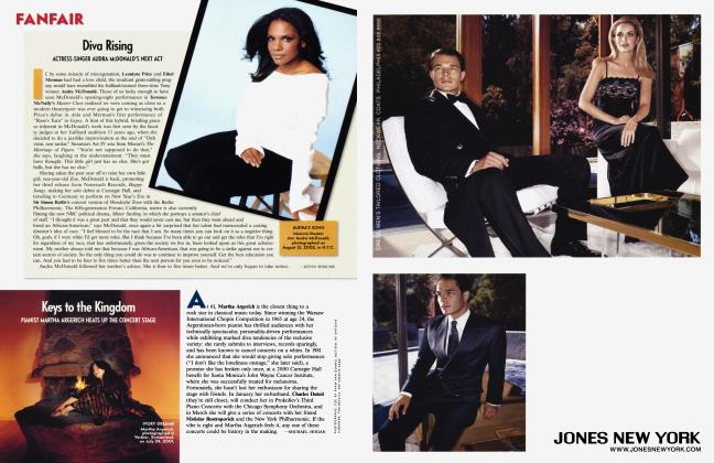 Article Preview: Keys to the Kingdom, December 2002 2002 | Vanity Fair