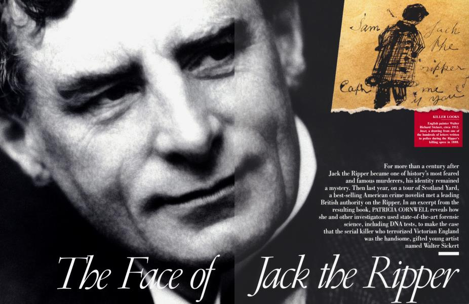 The Face of Jack the Ripper