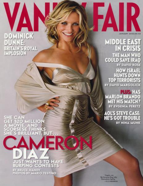 Issue: - January 2003 | Vanity Fair