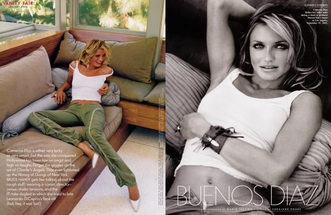 Article Preview: BUENOS DIAZ, January 2003   Vanity Fair