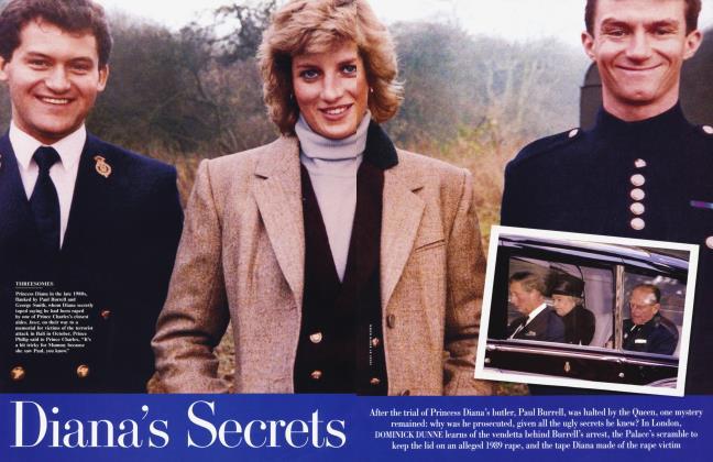 Article Preview: Diana's Secrets, January 2003 2003 | Vanity Fair