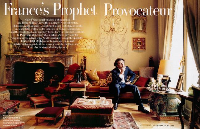 France's Prophet Provocateur
