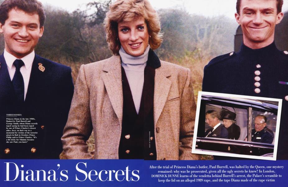 Diana's Secrets