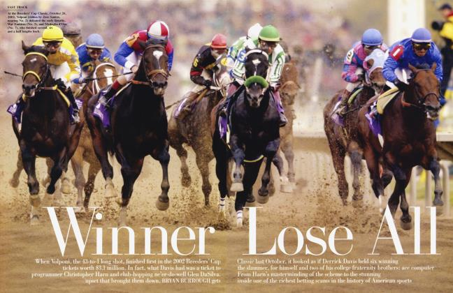Article Preview: Winner Lose All, March 2003 | Vanity Fair