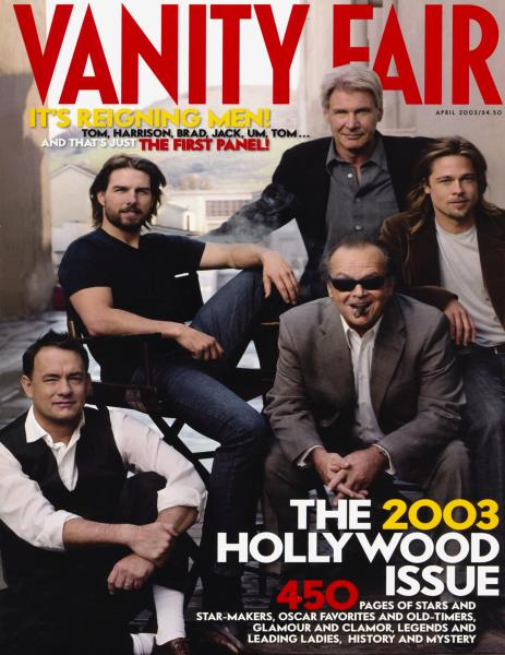 Issue: - April 2003 | Vanity Fair