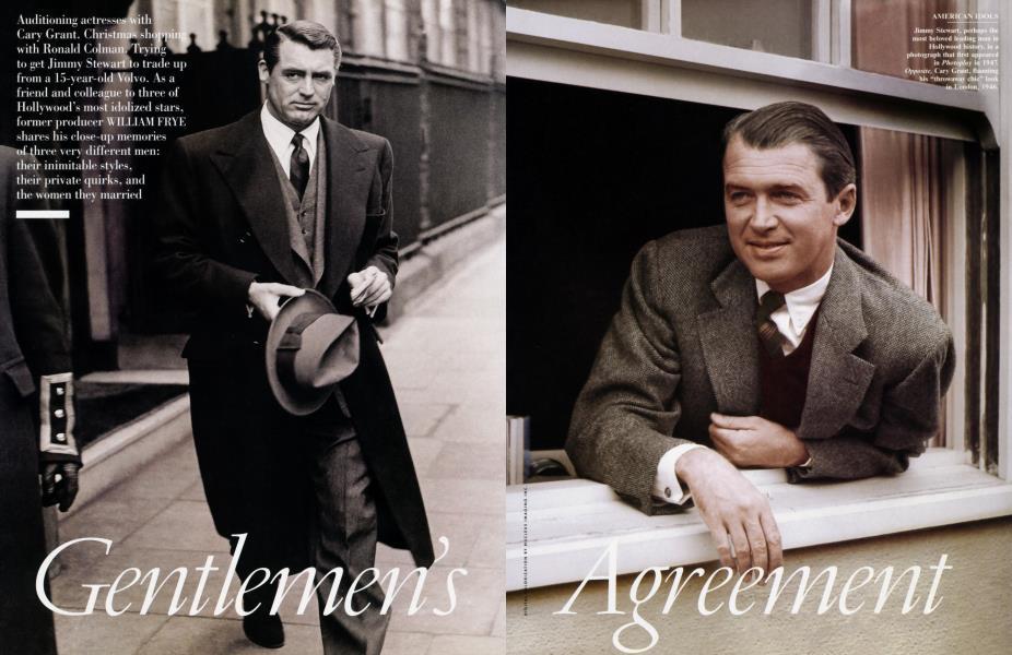 Gentlemen's Agreement