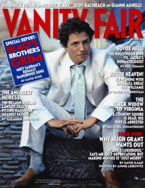 Issue: - May 2003 | Vanity Fair