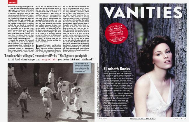 Article Preview: Elizabeth Banks, May 2003 2003 | Vanity Fair