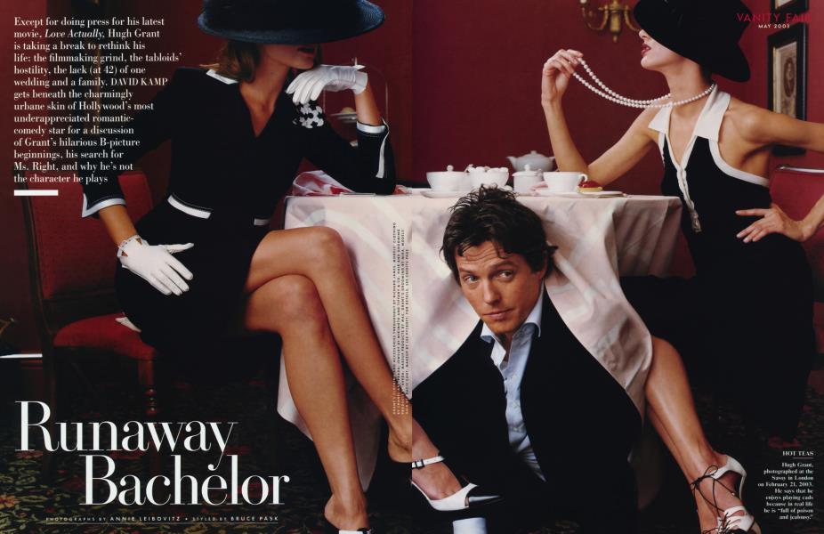 Runaway Bachelor