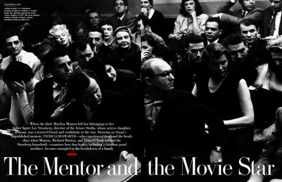 The Mentor and the Movie Star - June | Vanity Fair