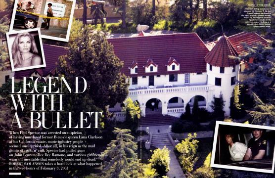 LEGEND WITH A BULLET - June | Vanity Fair