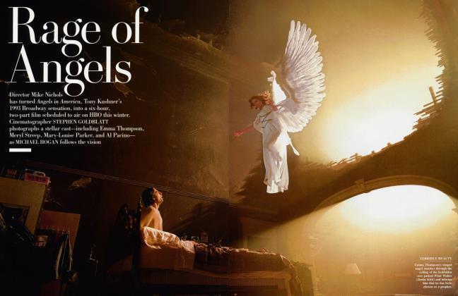 Article Preview: Rage of Angels, June 2003 2003 | Vanity Fair