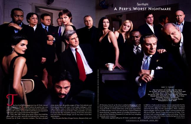 Article Preview: A PERP'S WORST NIGHTMARE, June 2003 2003 | Vanity Fair