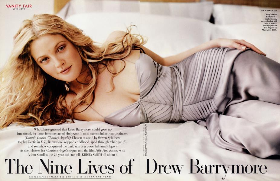 The Nine Lives of Drew Barrymore