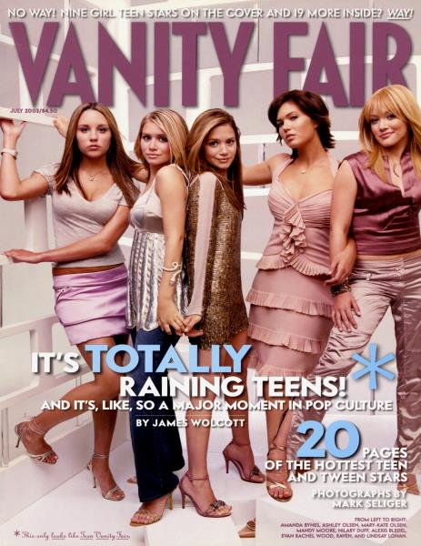 Issue: - July 2003 | Vanity Fair