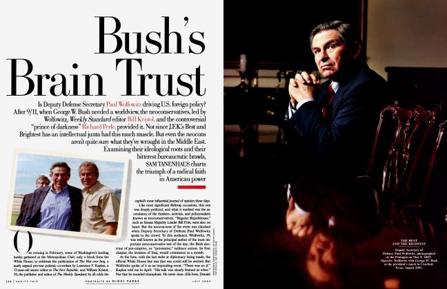 Bush's Brain Trust