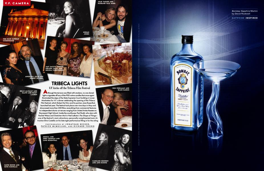 TRIBECA LIGHTS