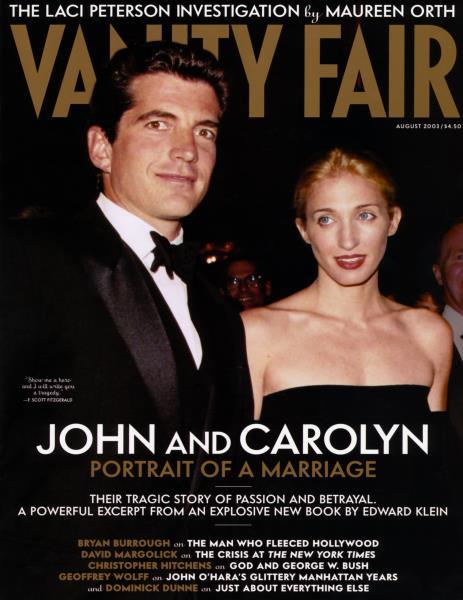 Issue: - August 2003 | Vanity Fair