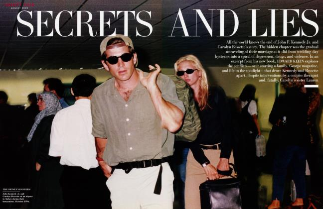 Article Preview: SECRETS AND LIES, August 2003 2003 | Vanity Fair
