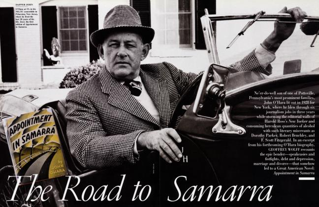 The Road to Samarra
