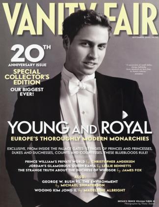 September 2003 | Vanity Fair