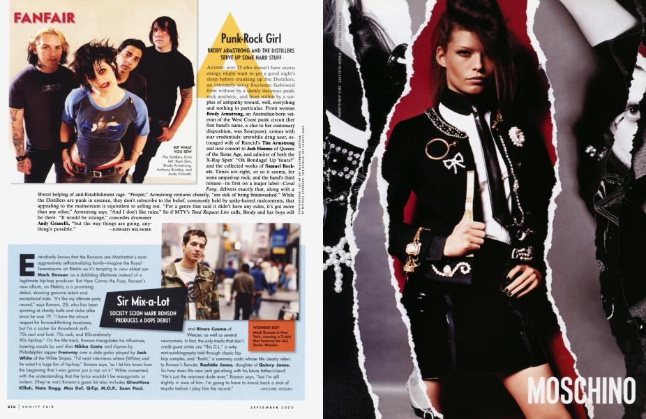 Punk-Rock Girl