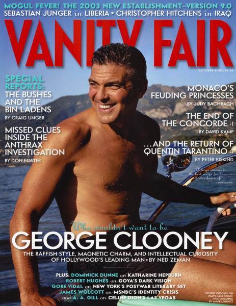 Issue: - October 2003 | Vanity Fair